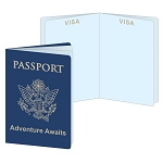 Faux Official Paper US Passports (4)