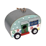 RV Happy Camper Decoration & Birdhouse - 3 styles