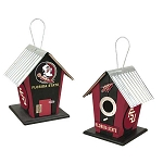 Florida State University Seminoles Birdhouse Centerpiece