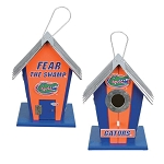University of Florida Gators Birdhouse or Centerpiece