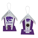 Kansas State University Wildcats Birdhouse or Centerpiece