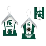 Michigan State University Spartans Birdhouse or Centerpiece