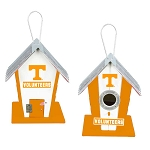 University of Tennessee Volunteers Birdhouse Centerpiece