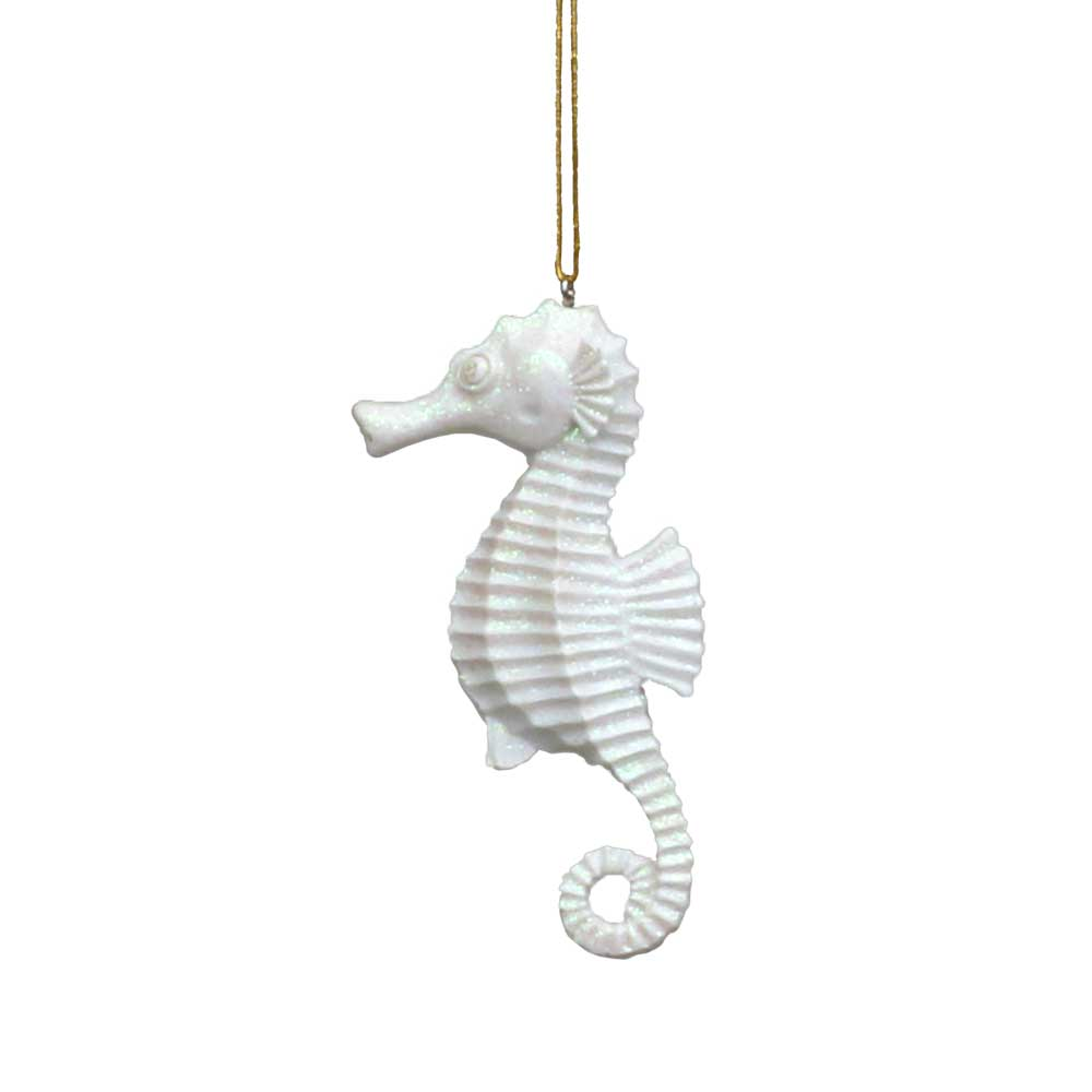 quick view - Seahorse Christmas Ornament