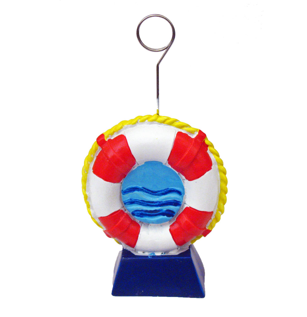 Life Preserver Weight/Card Holder **CLEARANCE**