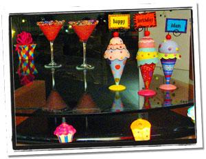 December Birthday Bar Decorations