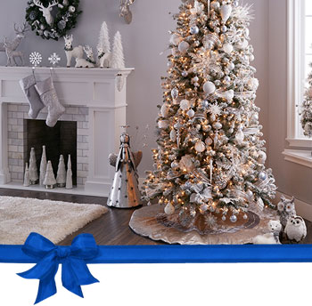 Winter Wonderland Christmas Theme.Decorating Themes For Christmas Ideas Motifs Colors