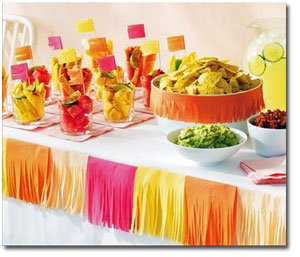 Do it yourself diy mexican fiesta party decoration ideas solutioingenieria