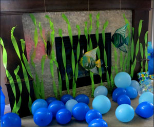 29 Under The Sea Theme Party Decorating Ideas
