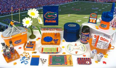 Florida Gators Tailgating Checklist