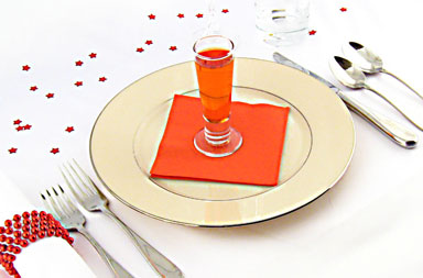 Dinner Party Table Setting Seating Chart Amp Serving Food