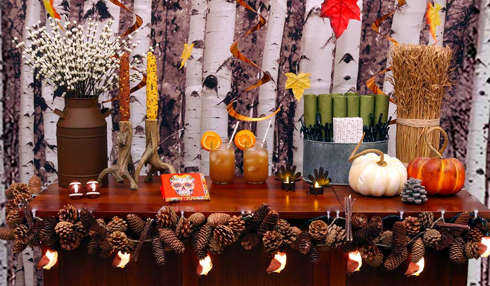 Autumn & Fall Decorations