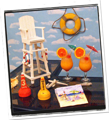 adult beach party ideas decorating hosting guide surfer decor