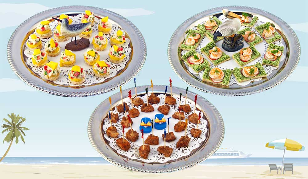 Surfer Beach Party Food Ideas Hors D Oeuvre Recipes