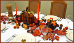 Autumn Fall Dinner Party