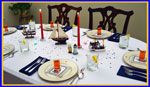Nautical Dinner Party