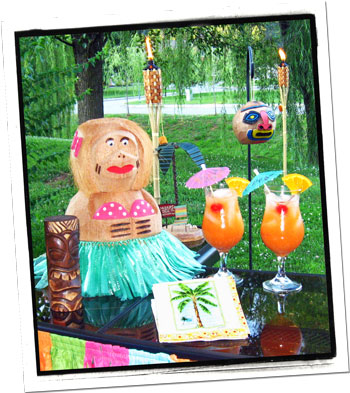 sc 1 st  Party Swizzle : hawaiian themed party decorations ideas - www.pureclipart.com