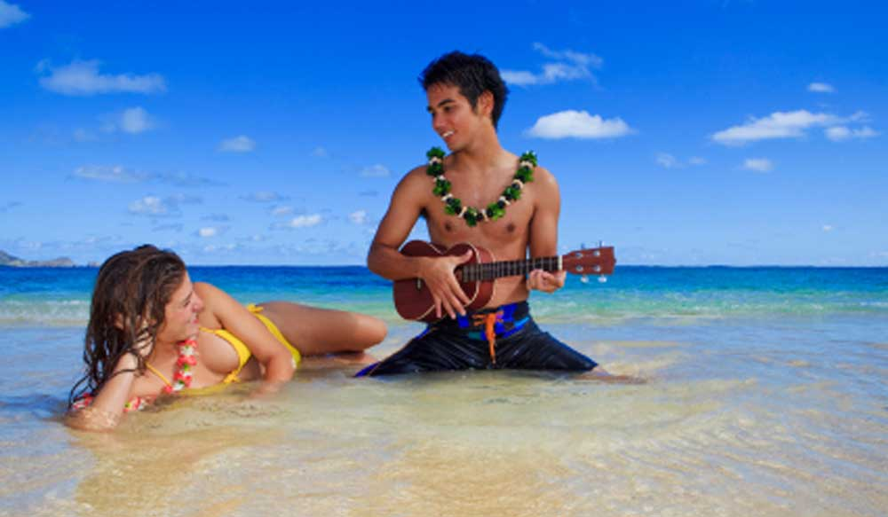 Hawaiian Luau Musical Suggestions