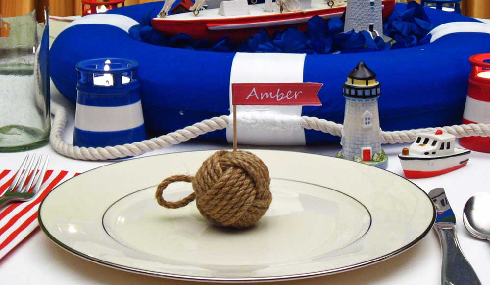 Nautical & Sailing Decorating Ideas
