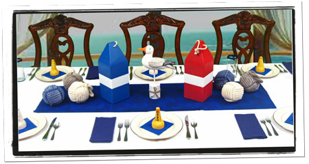 Nautical Party Decorating Ideas Hosting Guide