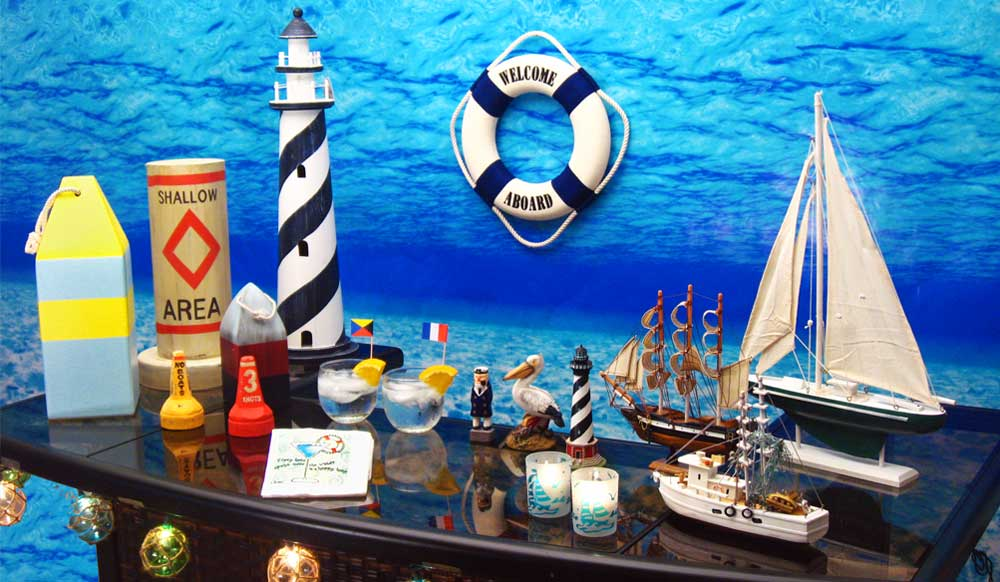 Nautical & Sailing Decorations