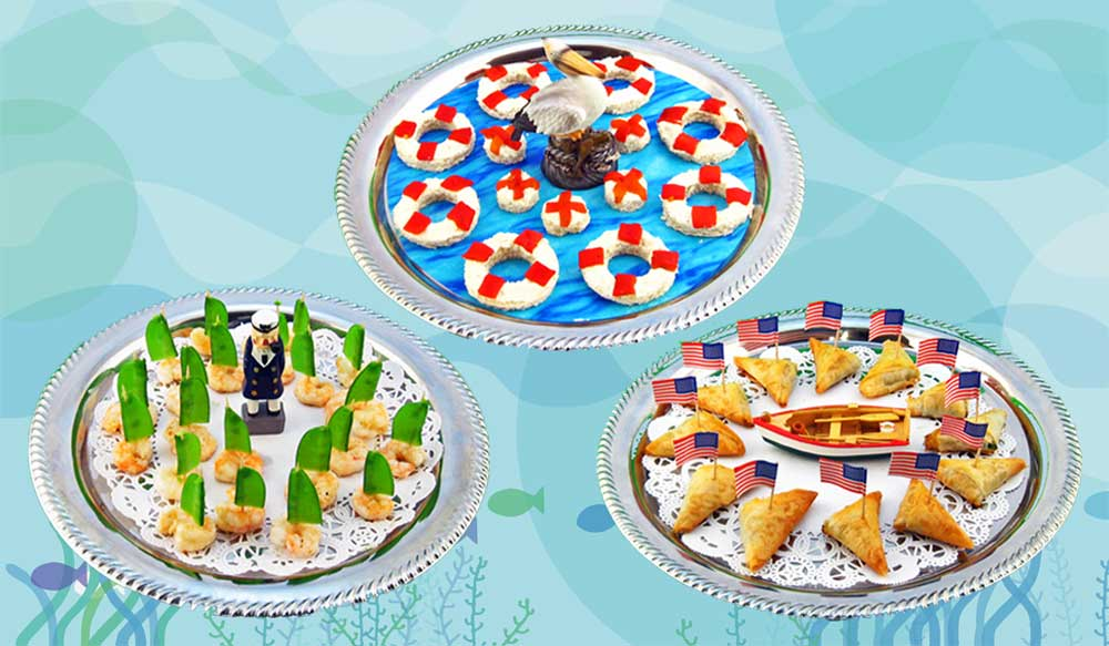 Nautical Party Food Ideas Hors D Oeuvre Recipes