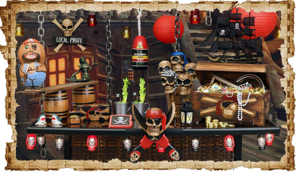 Pirate Themed Party Decorating Ideas Entertaining Hosting Events