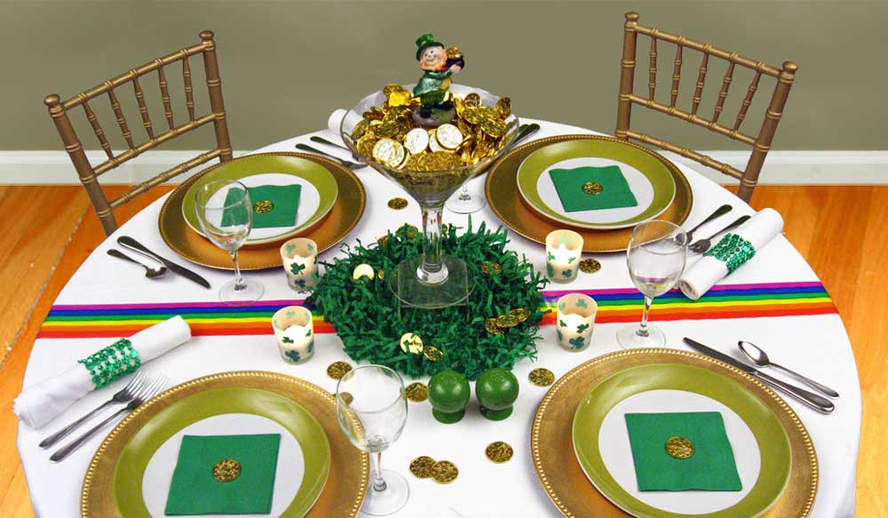 St Patricks Day Party Decorations Supplies