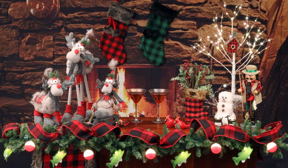 Winter, Christmas & Holidays Decorations