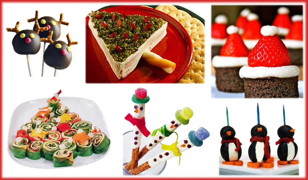 Christmas, Winter & Holiday Hors d'oeuvres Recipes