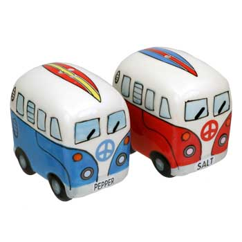 Salt & Pepper Shaker Sets