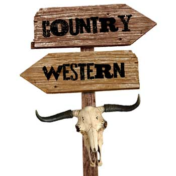 Country Western Theme