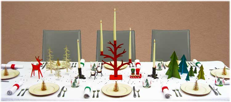 Festival of Trees Christmas Holiday Centerpiece