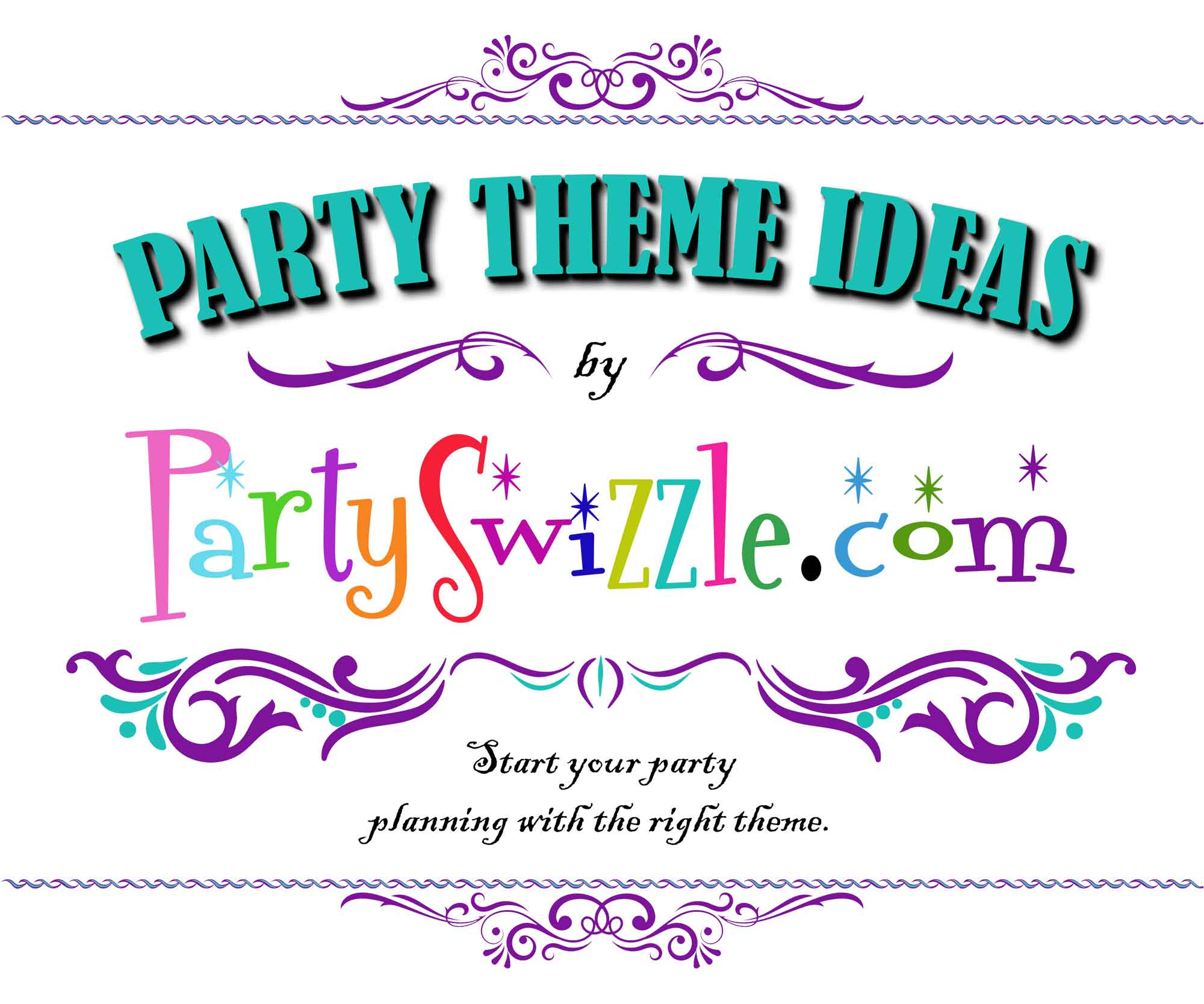 caca602547e 721 Party Themes