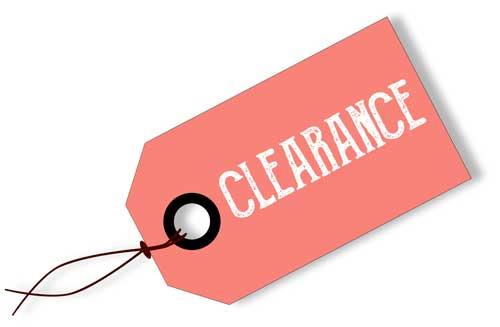 Clearance Sale Items Original Unique Products At Super