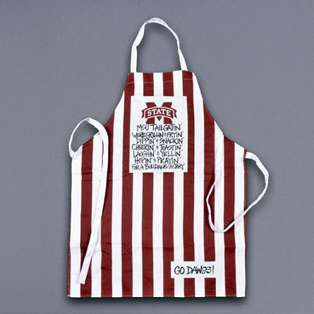Mississippi State Bulldogs Apron