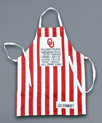 University of Oklahoma Sooners Apron