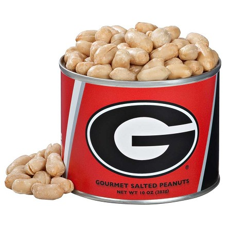 University of Georgia Bulldogs Tailgating Peanuts