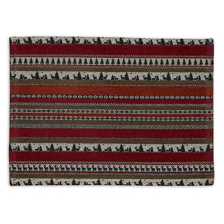 Wilderness Stripe Tapestry Placemat