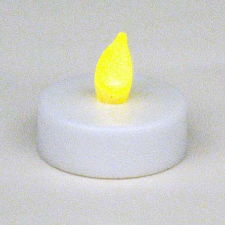 Flickering LED Flameless Tealight Candle