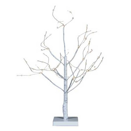 1.5-Foot Birch Tree with LED Fairy Lights