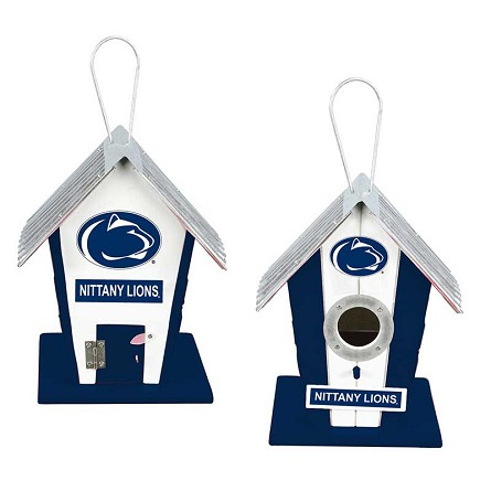 Penn State Nittany Lions Birdhouse Centerpiece