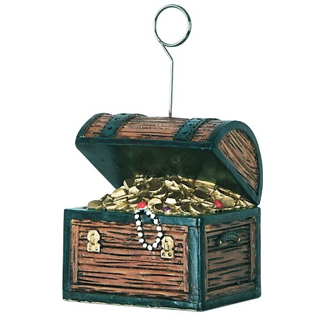 Treasure Chest Weight/Card Holder